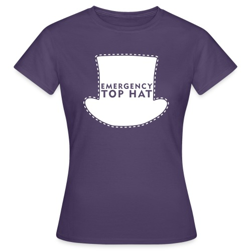 tophat - Women's T-Shirt