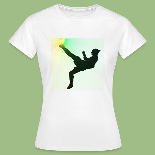 Ibra bicicleta - T-shirt dam