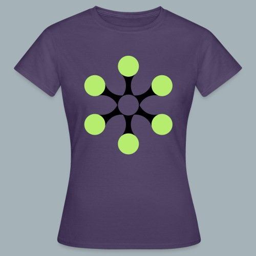 Star Bio T-shirt - Vrouwen T-shirt