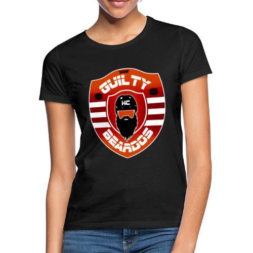 HC Guilty Beardos - Naisten t-paita