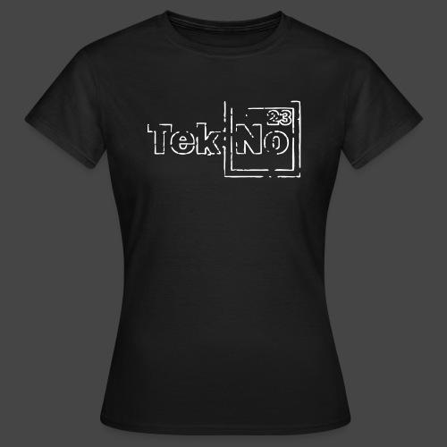 TEKNO 23 - Maglietta da donna