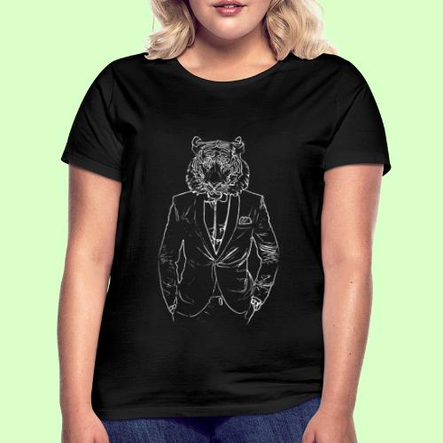 TIGER STYLE!! - Camiseta mujer