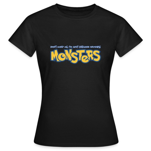 Monsters - Women's T-Shirt
