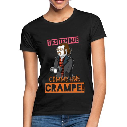 Claudy Faucan Dikkenek - T-shirt Femme