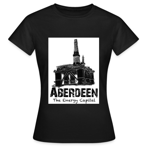 Aberdeen Energy Capital - Women's T-Shirt