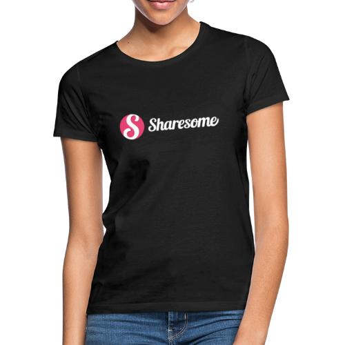Sharesome logo - Women's T-Shirt