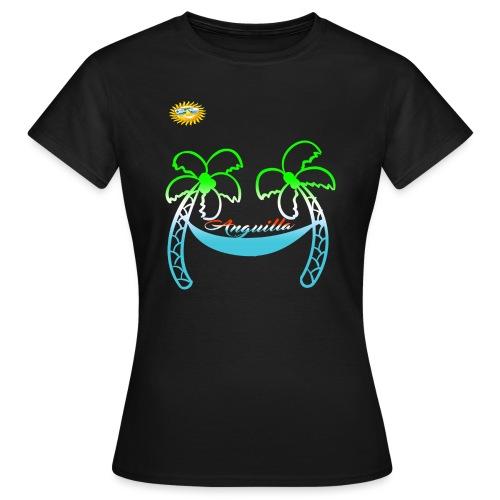 Anguilla - Women's T-Shirt