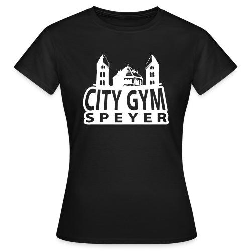 CItyGymSpreadshirt - Frauen T-Shirt