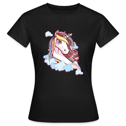Koszulka jednorożec 14 - Koszulka damska