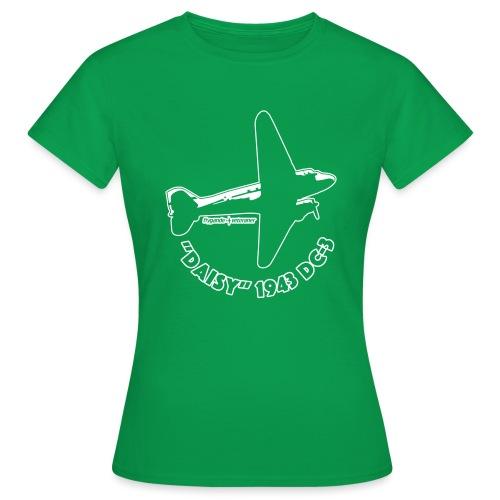 Daisy Flyover 2 - T-shirt dam