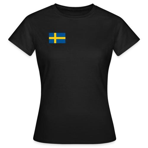 swedish clothes - T-shirt dam