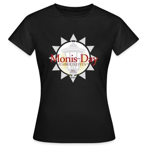 Monis-Day - Frauen T-Shirt