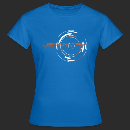 jenny-shirt-2019-1_vector - Frauen T-Shirt