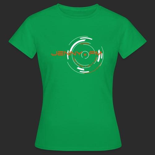 jenny-shirt-2019-1_vector - Frauen T-Shirt