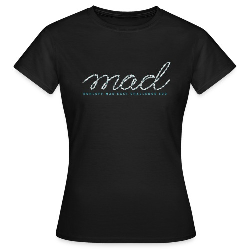 MAD500 2010 front - Frauen T-Shirt