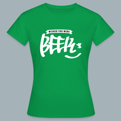 Beer Premium T-shirt - Vrouwen T-shirt