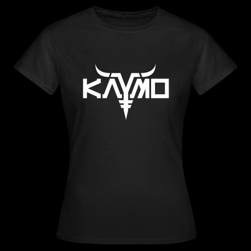 KayMo Logo - T-skjorte for kvinner