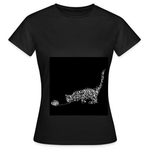 catwoolwhite - Vrouwen T-shirt