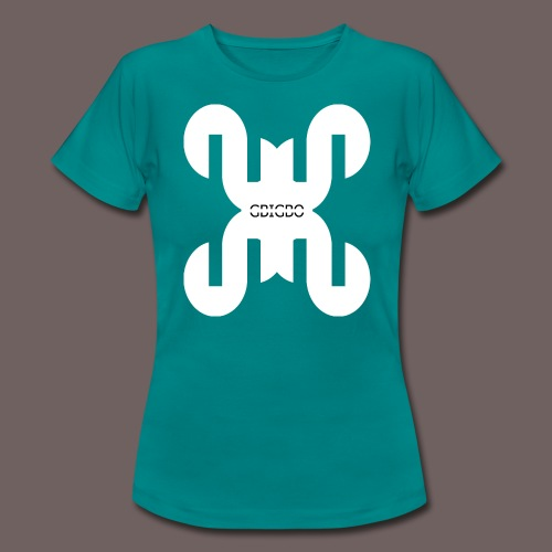 GBIGBO zjebeezjeboo - Rock - Tulip Rock - T-shirt Femme