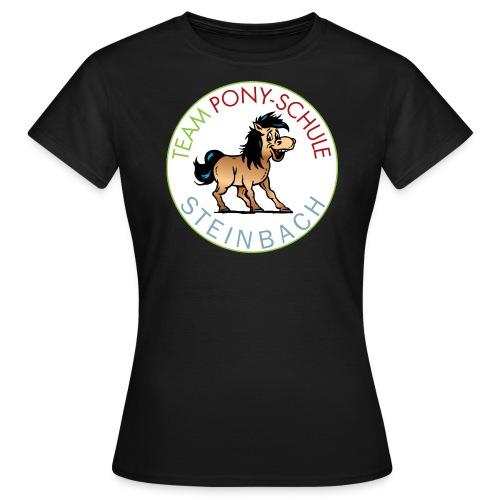 TeamPonySchule Steinbach png - Frauen T-Shirt