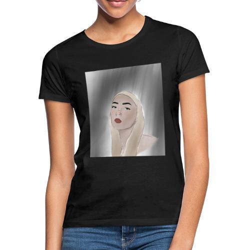 annaerbanan tik tok - T-skjorte for kvinner