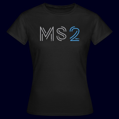 MS2 LOGO - Women's T-Shirt