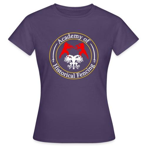 AHF logos5 for shirt - Women's T-Shirt