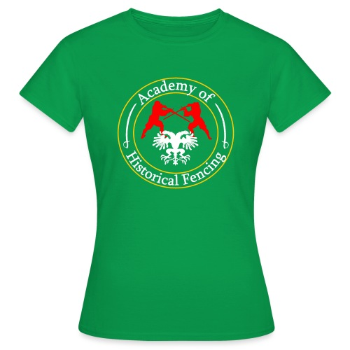 AHF logos5 for shirt - Women's T-Shirt