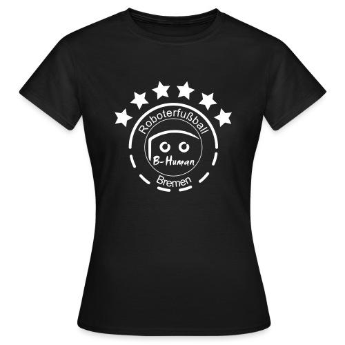 B-Human Roboterfußball Logo - Frauen T-Shirt