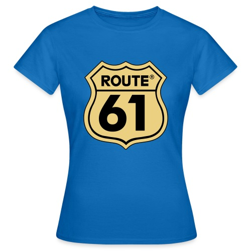 Route 61 - Vrouwen T-shirt