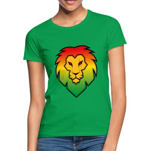 Ragga Lion - Women's T-Shirt