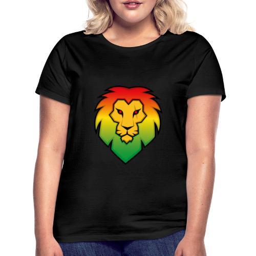 Ragga Lion - Women's T-Shirt