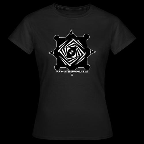 WAV Tek 5 - Frauen T-Shirt