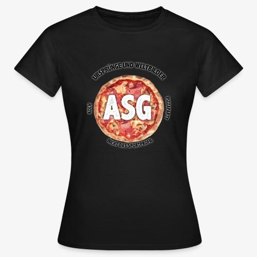 UuW - Pizza - Frauen T-Shirt