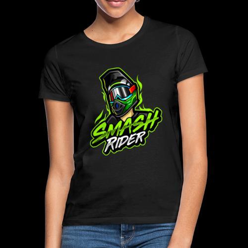 SmashRider Green - Women's T-Shirt