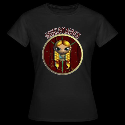 Shieldmaiden - T-shirt dam