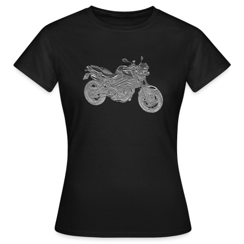 F800R Relief png - Frauen T-Shirt