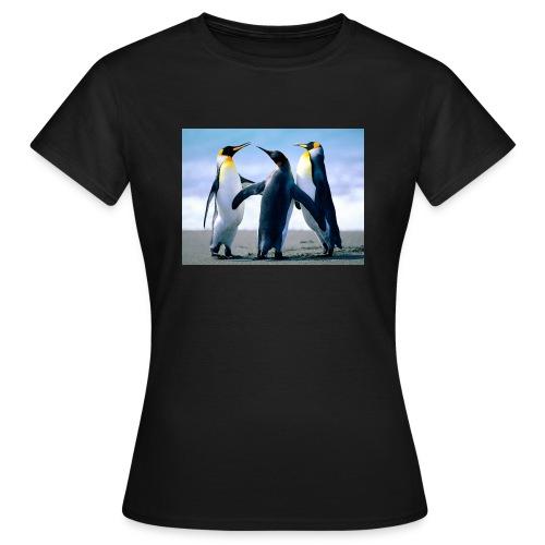 Penguins - Maglietta da donna