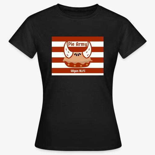 Pie Army - Women's T-Shirt