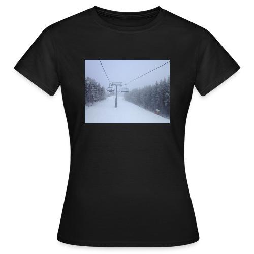 snow - Vrouwen T-shirt