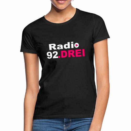 shop logo - Frauen T-Shirt