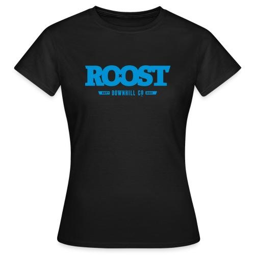 Roost Celebrator Black - Women's T-Shirt