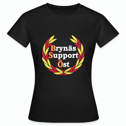 BSÖ Lagerk text XS - T-shirt dam