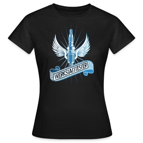 Werkstatttester Original - Frauen T-Shirt