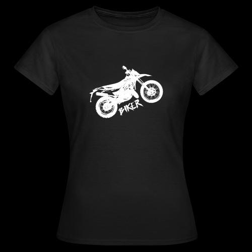BIKER - Women's T-Shirt