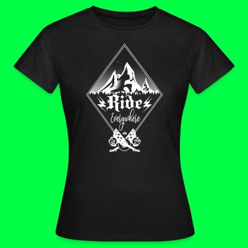 ride - T-shirt Femme