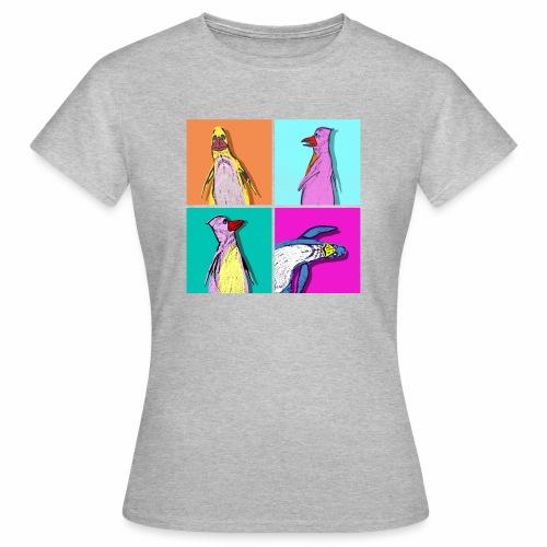 Vieh Chroniken Pingu - Women's T-Shirt
