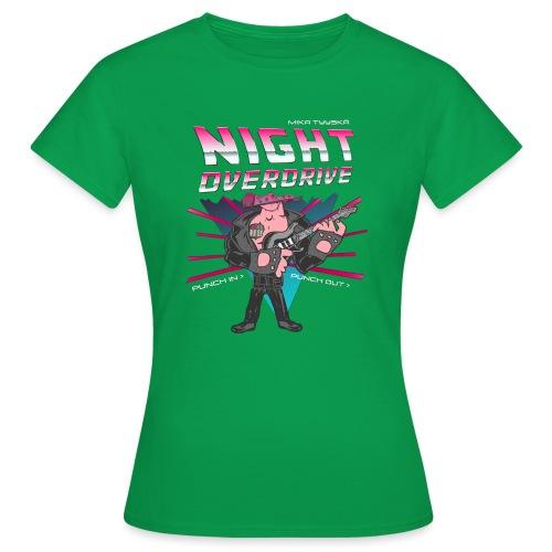 Tyyskä Night Overdrive - Women's T-Shirt