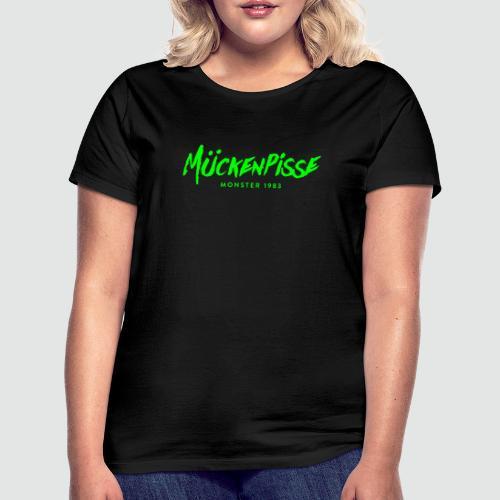 Mückenpisse 1983 - Frauen T-Shirt