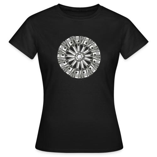 zuiger rol - Vrouwen T-shirt